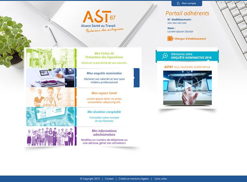 Accueil Ast67 Alsace Sante Au Travail Le Partenaire Des Entreprises